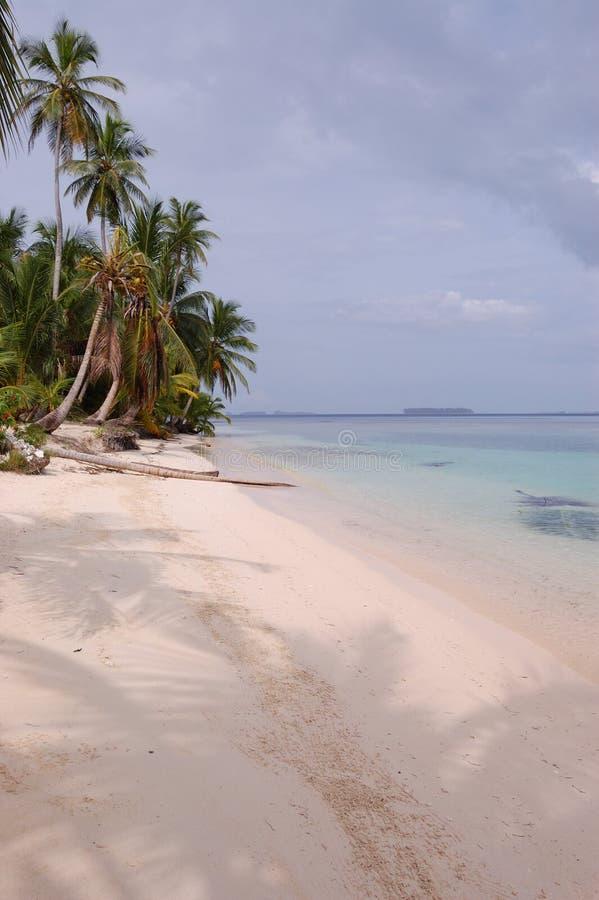 圣布拉斯海岛巴拿马 库存照片