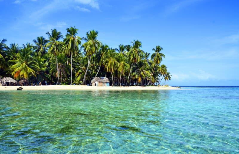 圣布拉斯海岛 库存图片