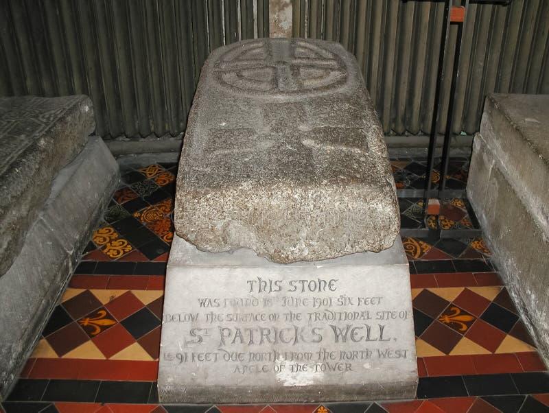 圣帕特里克教会在都伯林 免版税图库摄影