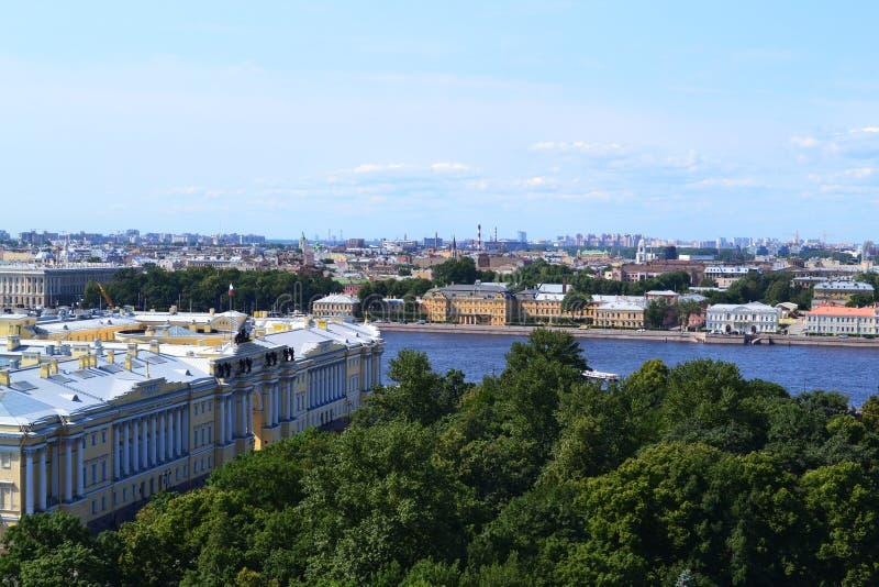 圣彼得堡 库存照片