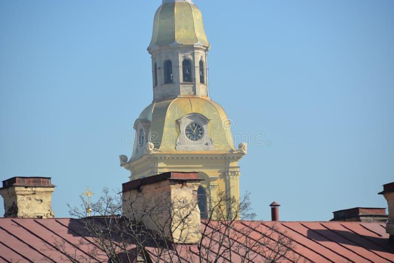 圣彼德堡中心 免版税库存照片