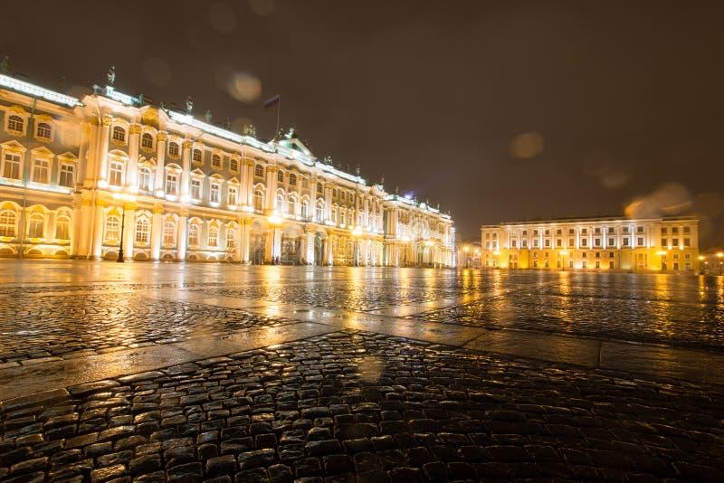 圣彼德堡,俄罗斯,2016年10月26日:状态埃尔米塔日博物馆 免版税库存图片