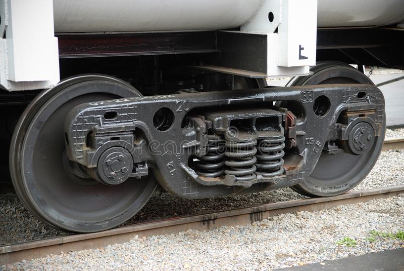 圣彼德堡, 2010年7月07日:高速火车在Metalostroy乘客机车车辆集中处的Pendolino Sm6急速的乐章 mot 库存照片