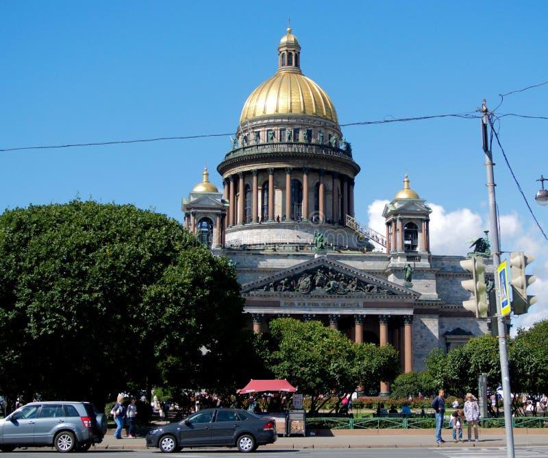 圣彼德堡 免版税图库摄影