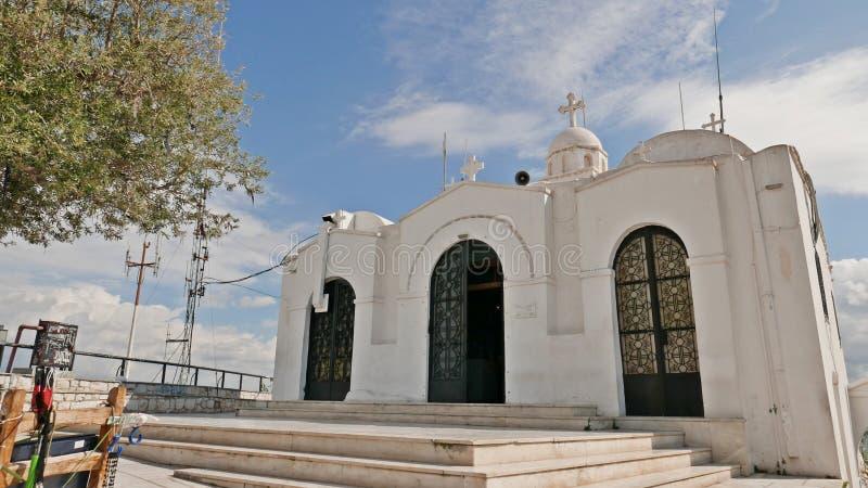 圣徒乔治教堂 库存图片