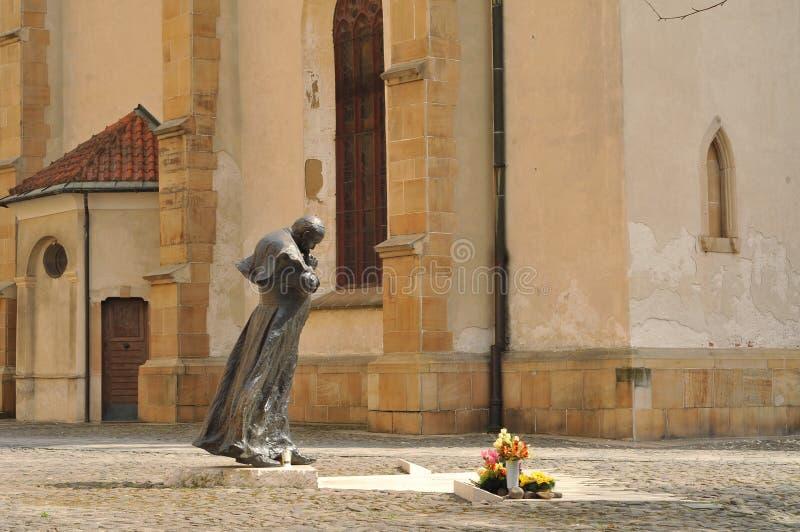 圣徒尼古拉斯的教会 免版税图库摄影