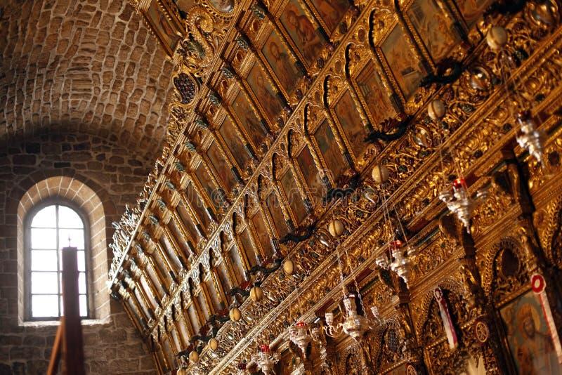 圣徒拉撒路教会  免版税库存图片