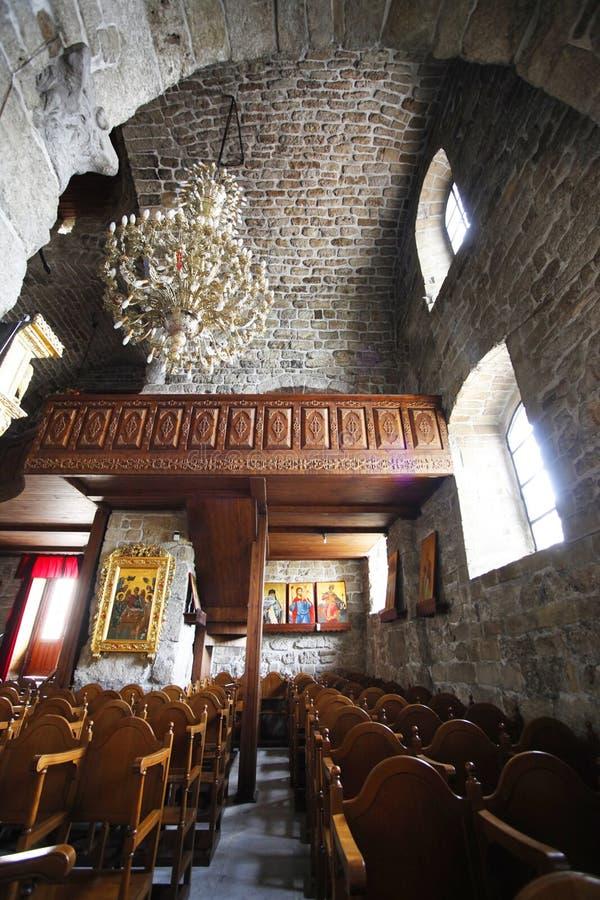 圣徒拉撒路教会  免版税图库摄影
