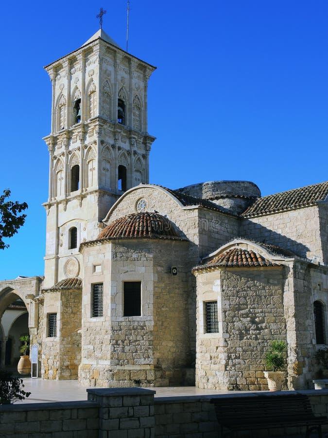 圣徒拉撒路,拉纳卡,塞浦路斯东正教  库存图片