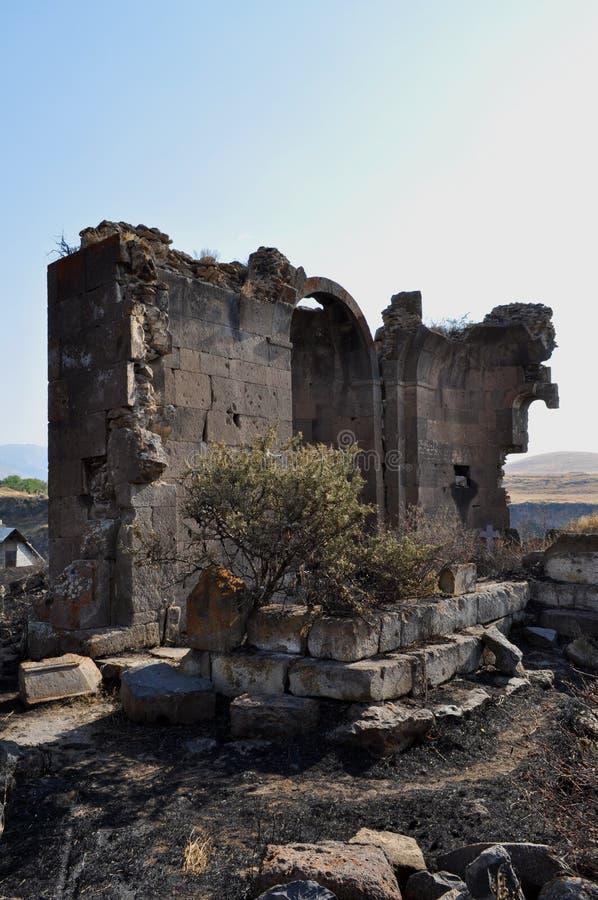 圣徒Gevorg教会科泰克省,亚美尼亚 图库摄影