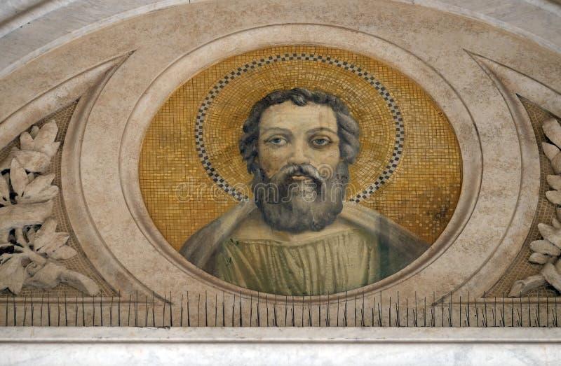 圣徒Judas Thaddaeus 免版税图库摄影
