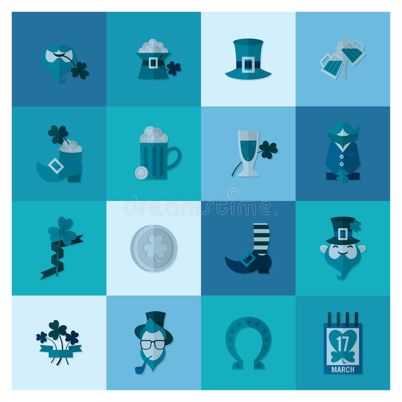 Download 圣徒Patricks天象集合 向量例证. 插画 包括有 硬币, 装饰, 泡沫, 帽子, 设计, 爱尔兰语 - 59108094