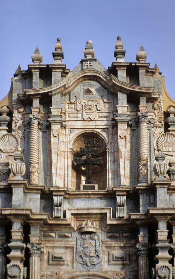 圣所韦拉克鲁斯 库存照片
