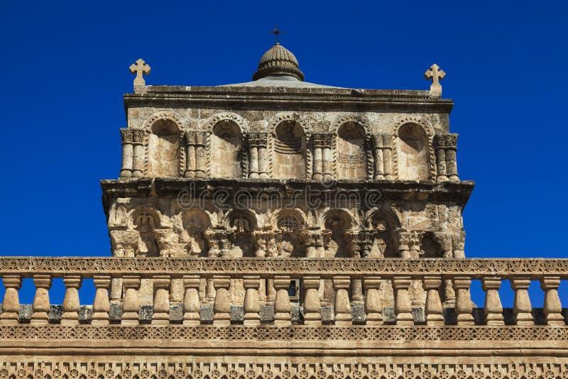 圣母玛丽亚叙利亚人教会 库存照片