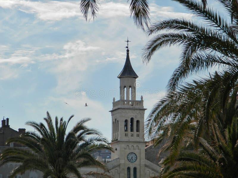 圣法兰西斯教会 免版税库存图片