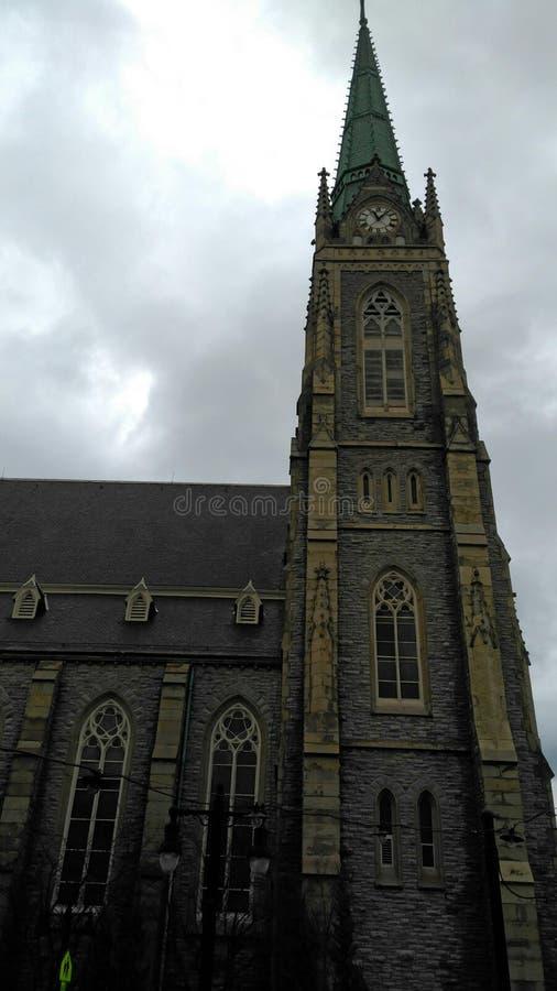 圣法兰西斯De Sales Cathedral 库存照片