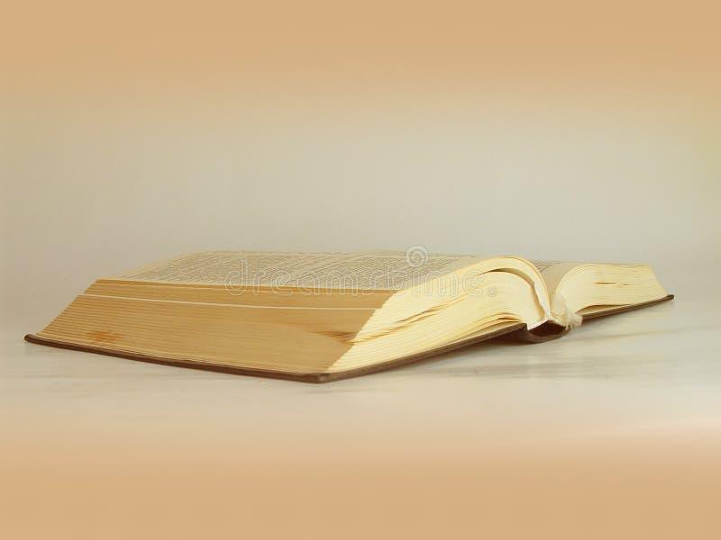 圣洁的圣经 图库摄影