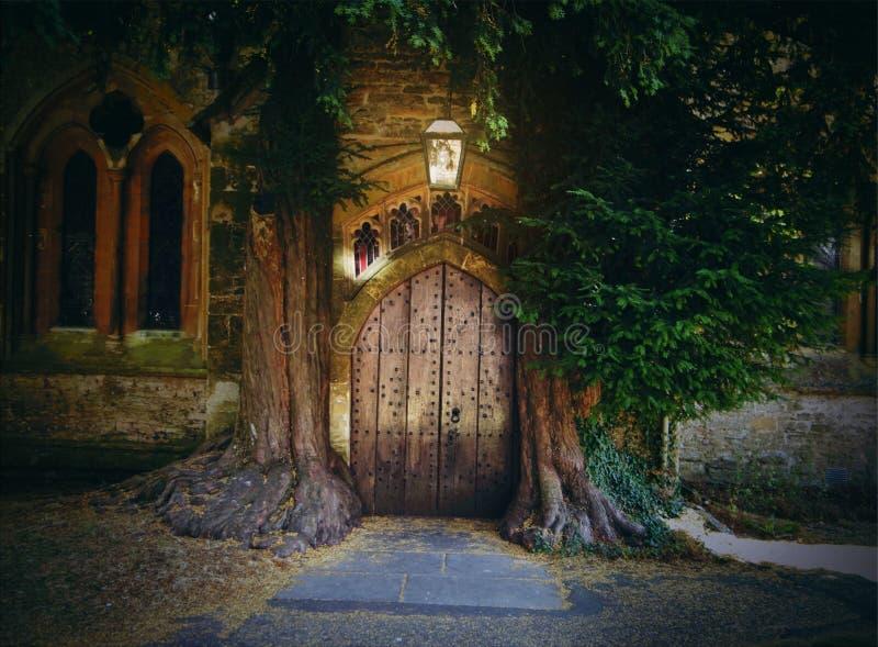 圣爱德华的教会 图库摄影