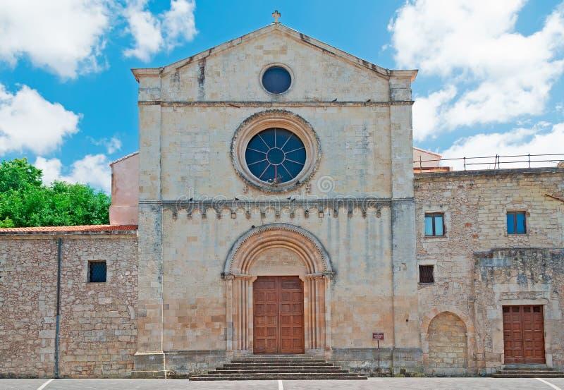 圣玛丽亚在Betlem 免版税库存图片