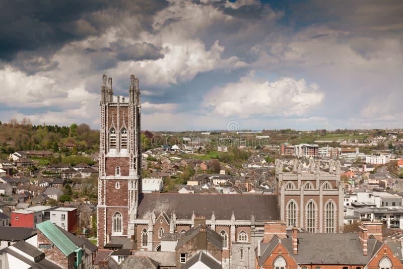 圣玛丽大教堂和圣安妮、亦称圣玛丽` s大教堂、北部大教堂或者北部教堂 免版税库存图片