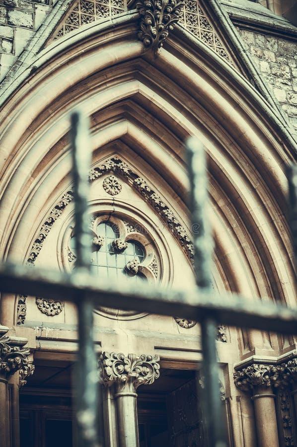 圣玛丽& x27; s教会 免版税库存图片