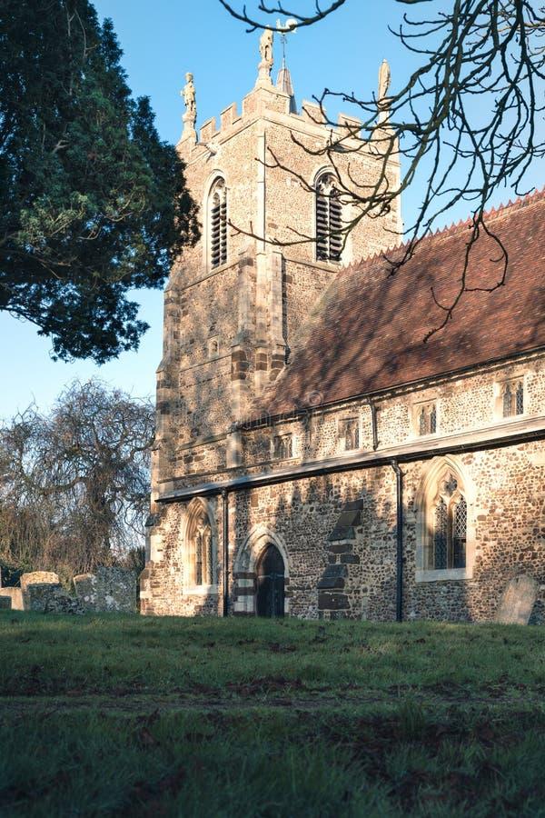 圣玛格丽特的教会,英国 免版税库存照片