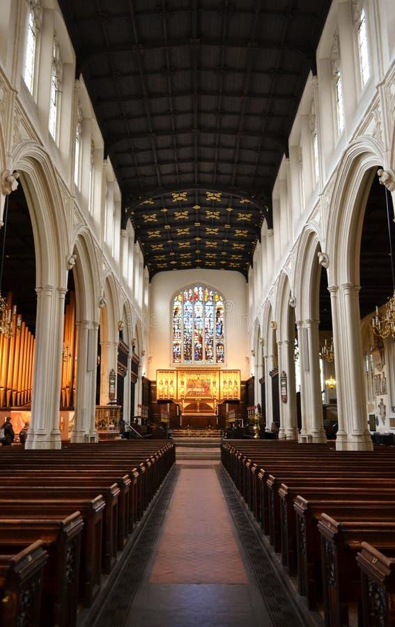 圣玛格丽特s教会 库存图片
