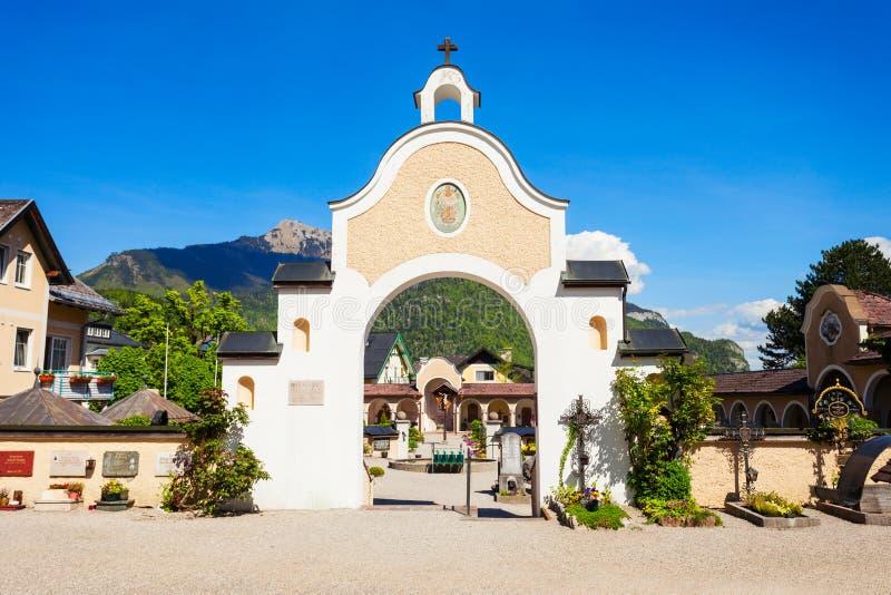 圣的Gilgen教会 库存图片