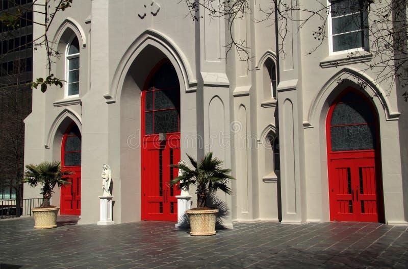 圣约瑟夫大教堂 免版税库存照片