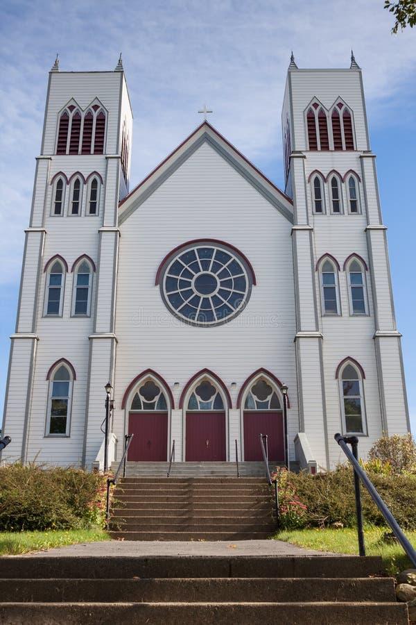 圣约瑟夫的教区教堂 库存照片