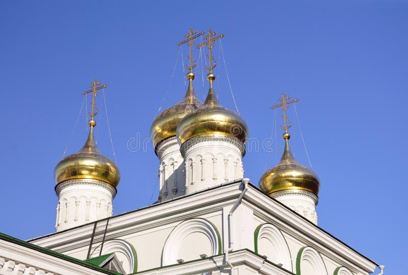 圣约翰教会的圆顶浸礼会教友 库存照片