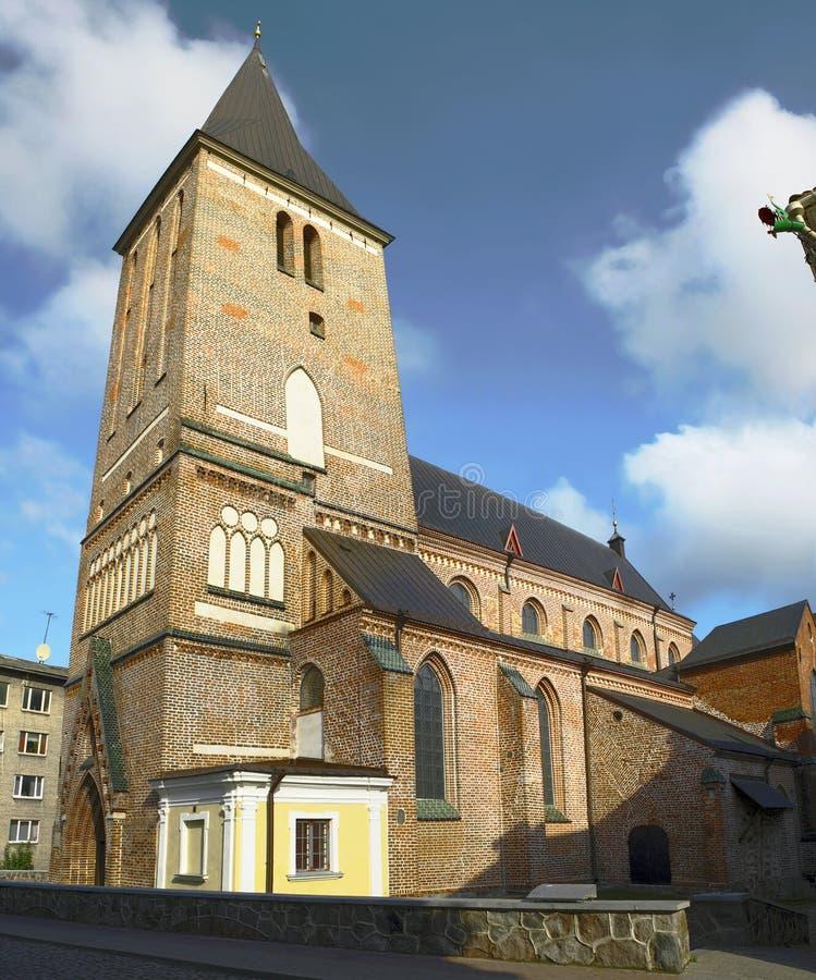 圣约翰的教会 库存照片