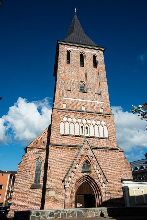 圣约翰的教会 库存图片