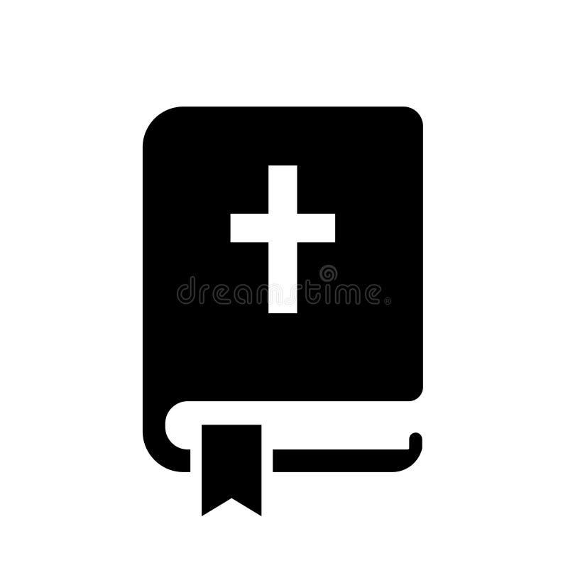 圣经传染媒介象 库存例证