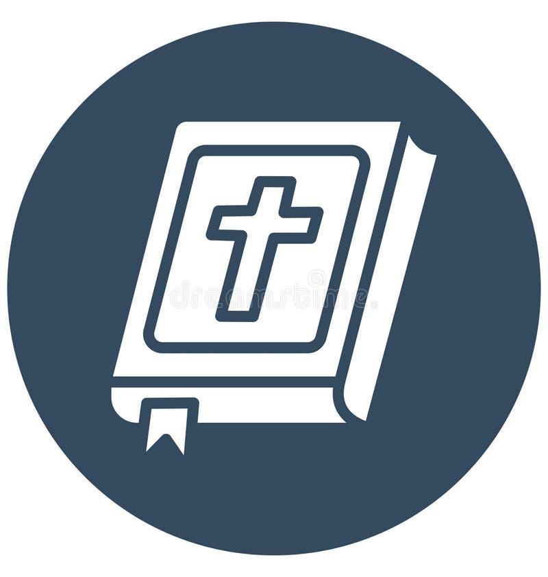 圣经,圣经的书隔绝了可能容易地修改或编辑圣经的传染媒介象,圣经的书能eas的被隔绝的传染媒介象 皇族释放例证