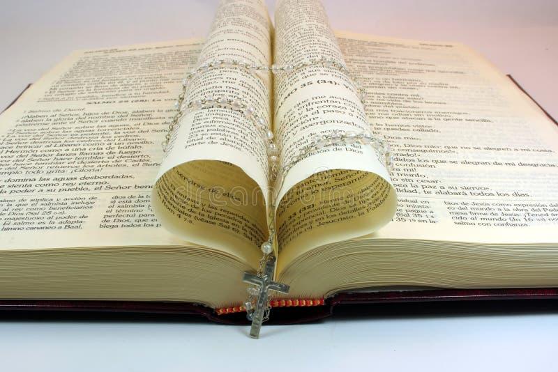 圣经 免版税库存照片