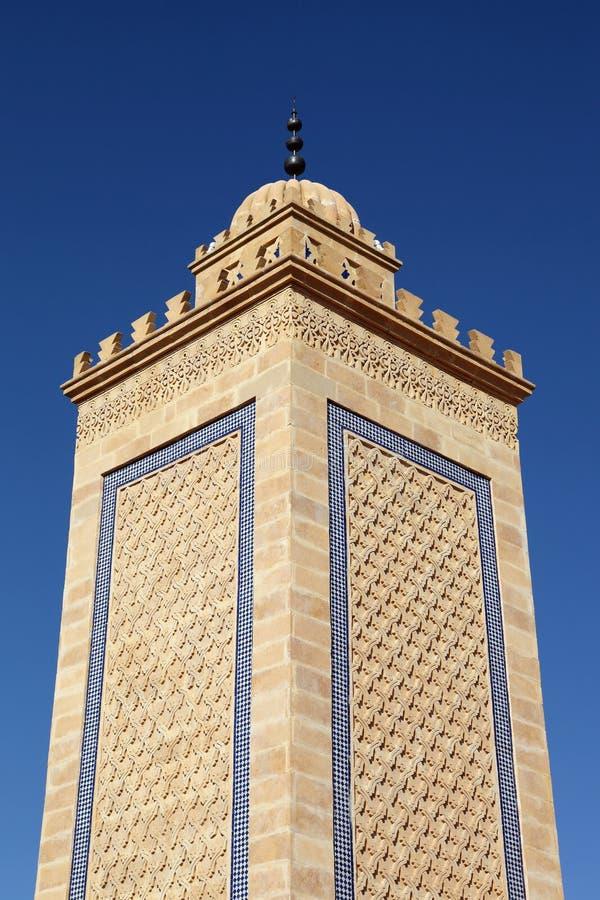 圣艾蒂安,法国清真寺  免版税库存图片