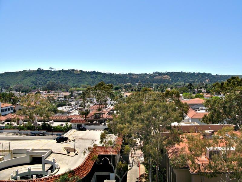 圣芭卜拉,加利福尼亚,美国 图库摄影