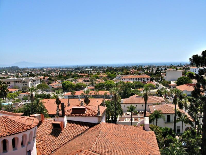 圣芭卜拉,加利福尼亚,美国 库存照片