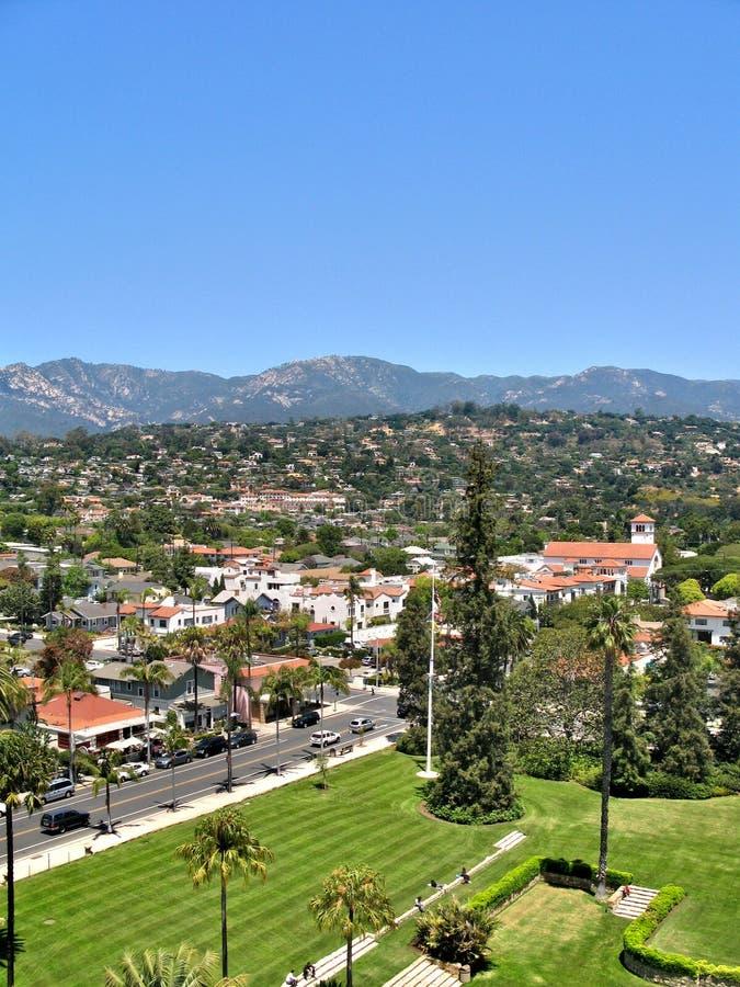 圣芭卜拉,加利福尼亚,美国 库存图片
