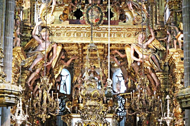 圣詹姆斯天使 库存图片