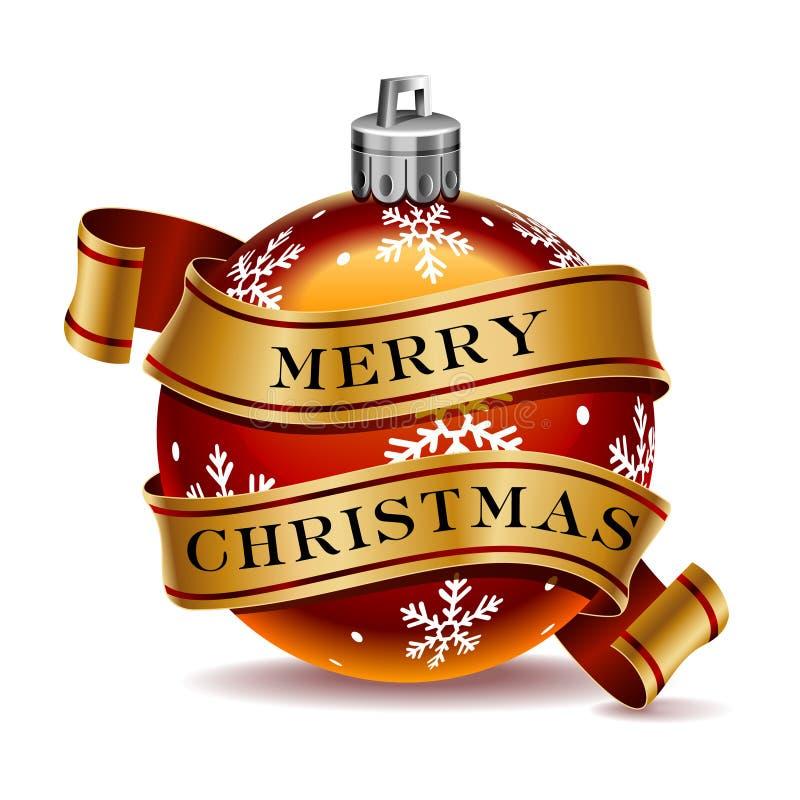圣诞快乐 向量例证