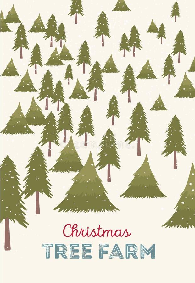 Download 圣诞树农厂传染媒介例证 向量例证. 插画 包括有 路旁, 常青树, 增长, 外面, 室外, 图象, 重新造林 - 62531623