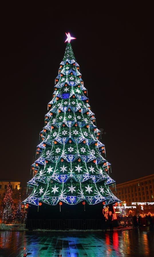 圣诞树2013年 免版税图库摄影