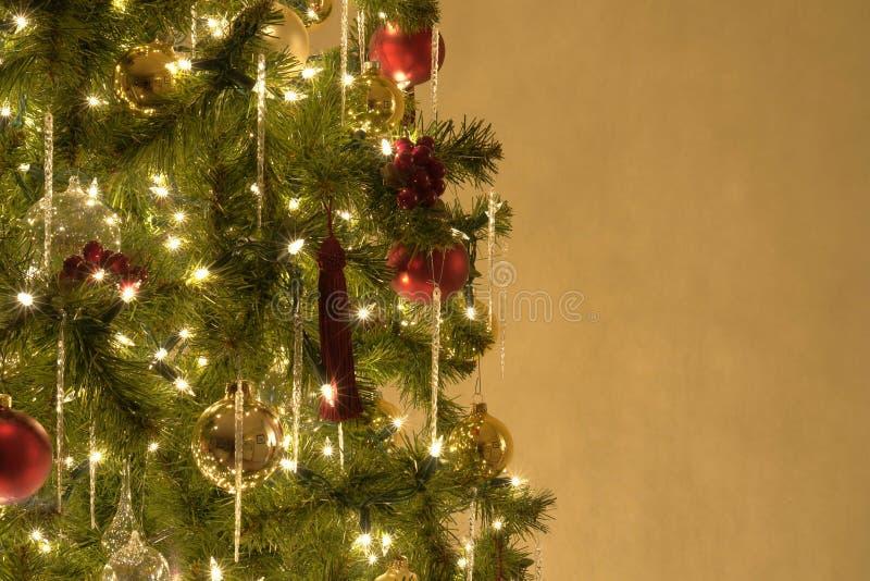 圣诞树xmas 库存图片