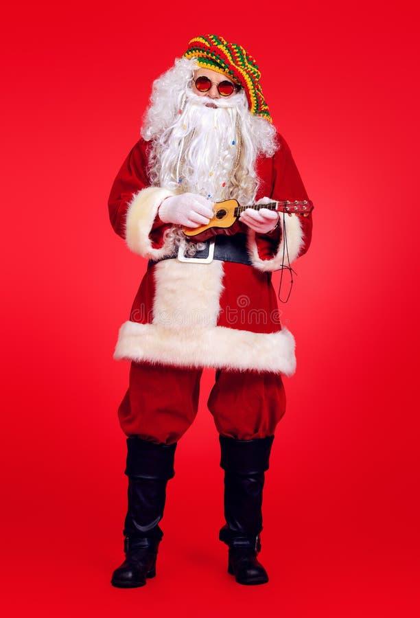 圣诞老人oldman 免版税库存照片