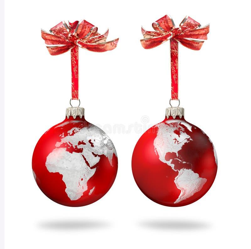 圣诞节世界 免版税库存照片