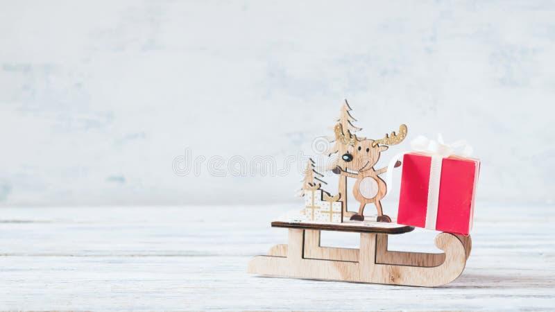 圣诞节假日欢乐题材 库存照片