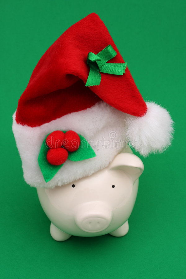 圣诞节储蓄 库存照片