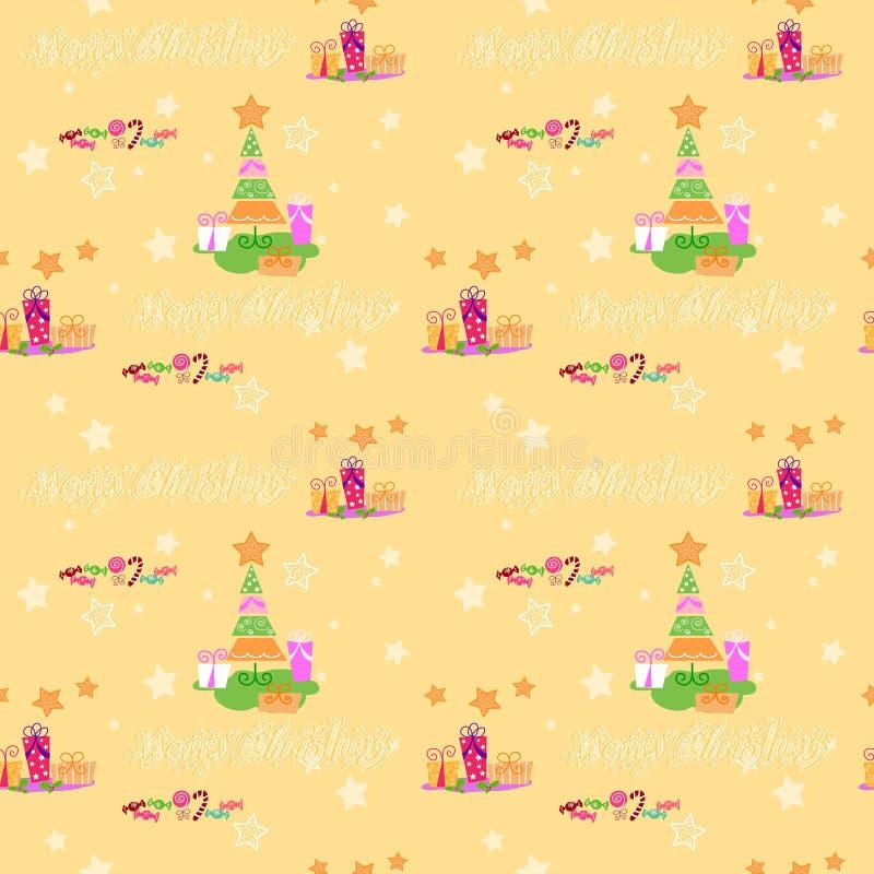 圣诞节图表元素样式 皇族释放例证